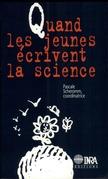 Quand les jeunes écrivent la science