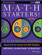 Math Starters