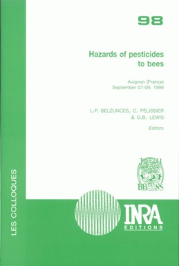 Hazards of Pesticides to Bees