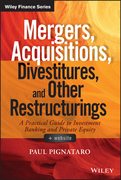 Mergers, Acquisitions, Divestitures, and Other Restructurings, + Website