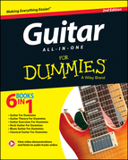 Guitar All-In-One For Dummies