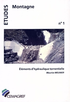 Éléments d'hydraulique torrentielle