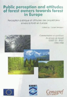 Public perception and attitudes of forest owners towards forests in Europe