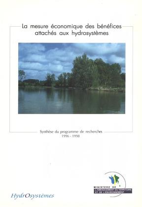 La mesure économique des bénéfices attachés aux hydrosystèmes