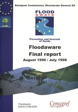Final Floodaware Report of the European Climate and Environment Programme