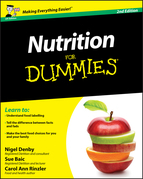 Nutrition For Dummies