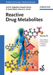 Reactive Drug Metabolites, Volume 55