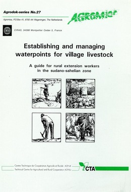 Establishing and Managing Waterpoints for Village Livestock