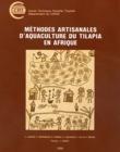 Méthodes artisanales d'aquaculture du Tilapia en Afrique