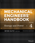 Mechanical Engineers' Handbook, Energy and Power