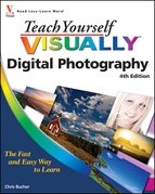 Teach Yourself VISUALLY Digital Photography
