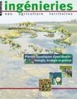 Plantes aquatiques d'eau douce : biologie, écologie et gestion