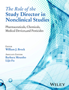 The Role of the Study Director in Nonclinical Studies