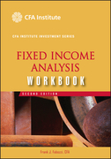 Fixed Income Analysis Workbook