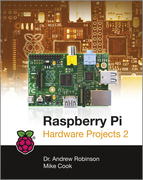 Raspberry Pi Hardware Projects 2