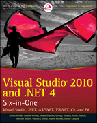 Visual Studio 2010 and .NET 4 Six-in-One
