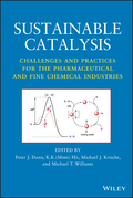Sustainable Catalysis