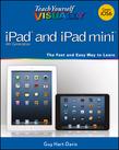 Teach Yourself VISUALLY iPad 4th Generation and iPad mini