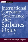 International Corporate Governance After Sarbanes-Oxley
