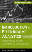 Introduction to Fixed Income Analytics