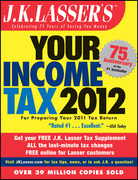 J.K. Lasser's Your Income Tax 2012