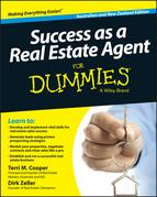 Success as a Real Estate Agent for Dummies - Australia / NZ