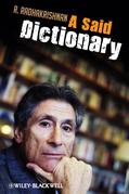 A Said Dictionary
