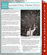 Marketing Principles (Speedy Study Guides)