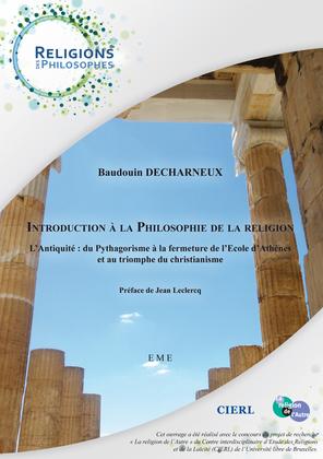 Introduction à la philosophie de la religion