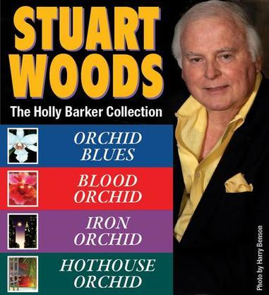 Stuart Woods HOLLY BARKER Collection