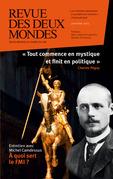Revue des Deux Mondes janvier 2015