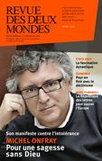 Revue des Deux Mondes mars 2015
