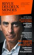 Revue des Deux Mondes juin 2015