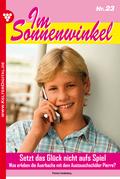 Im Sonnenwinkel 23 - Familienroman