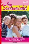 Im Sonnenwinkel 22 - Familienroman