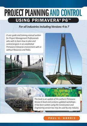 Project Planning & Control Using Primavera P6
