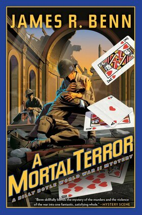 A Mortal Terror: A Billy Boyle World War II Mystery