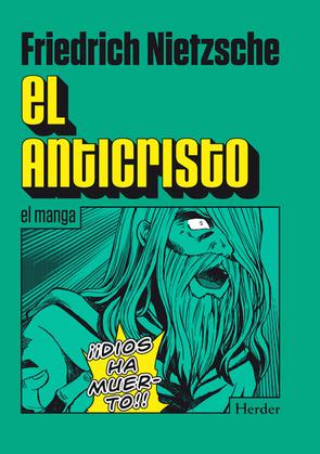 El Anticristo. El manga