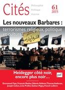 Cités 2015 - N° 61