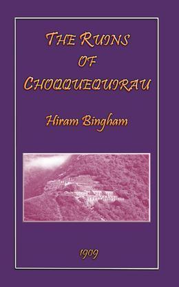 The Ruins of Choqquequirau