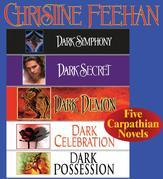 Christine Feehan 5 CARPATHIAN NOVELS