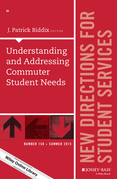 Understanding and Addressing Commuter Student Needs