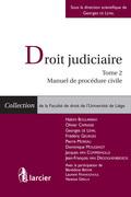 Droit judiciaire