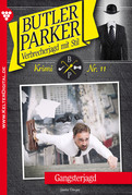 Butler Parker 11 – Kriminalroman