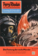 Perry Rhodan 13: Die Festung der sechs Monde (Heftroman)