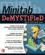 Minitab Demystified