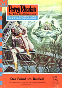 Perry Rhodan 93: Der Feind im Dunkel (Heftroman)