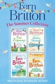 Fern Britton Summer Collection: New Beginnings, Hidden Treasures, The Holiday Home, The Stolen Weekend