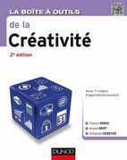 La Boîte à outils de la créativité - 2ed: La Boîte à outils de la créativit