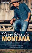 Cow-boys du Montana: Coup de foudre dans le Montana - Un irrésistible cow-boy - Passion à Northbridge